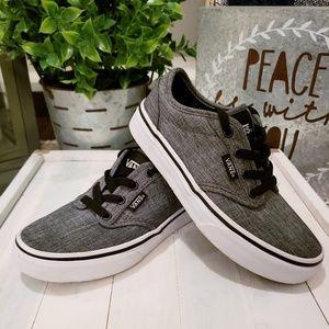 Youth Grey Vans
